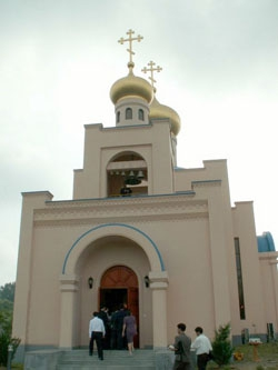 Orthodox Church in Pyongyang